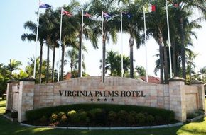 Brisbane International - Virginia - Kingaroy Accommodation