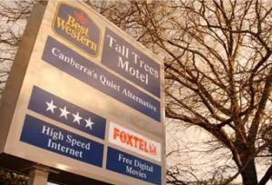 Best Western Tall Trees Motel - Kingaroy Accommodation