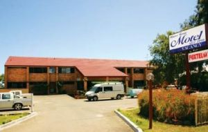 Windsor Terrace Motel - Kingaroy Accommodation