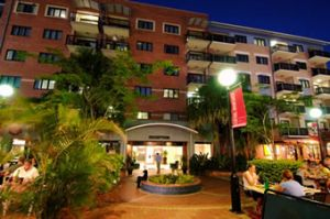 Central Brunswick Apartment Hotel - Kingaroy Accommodation