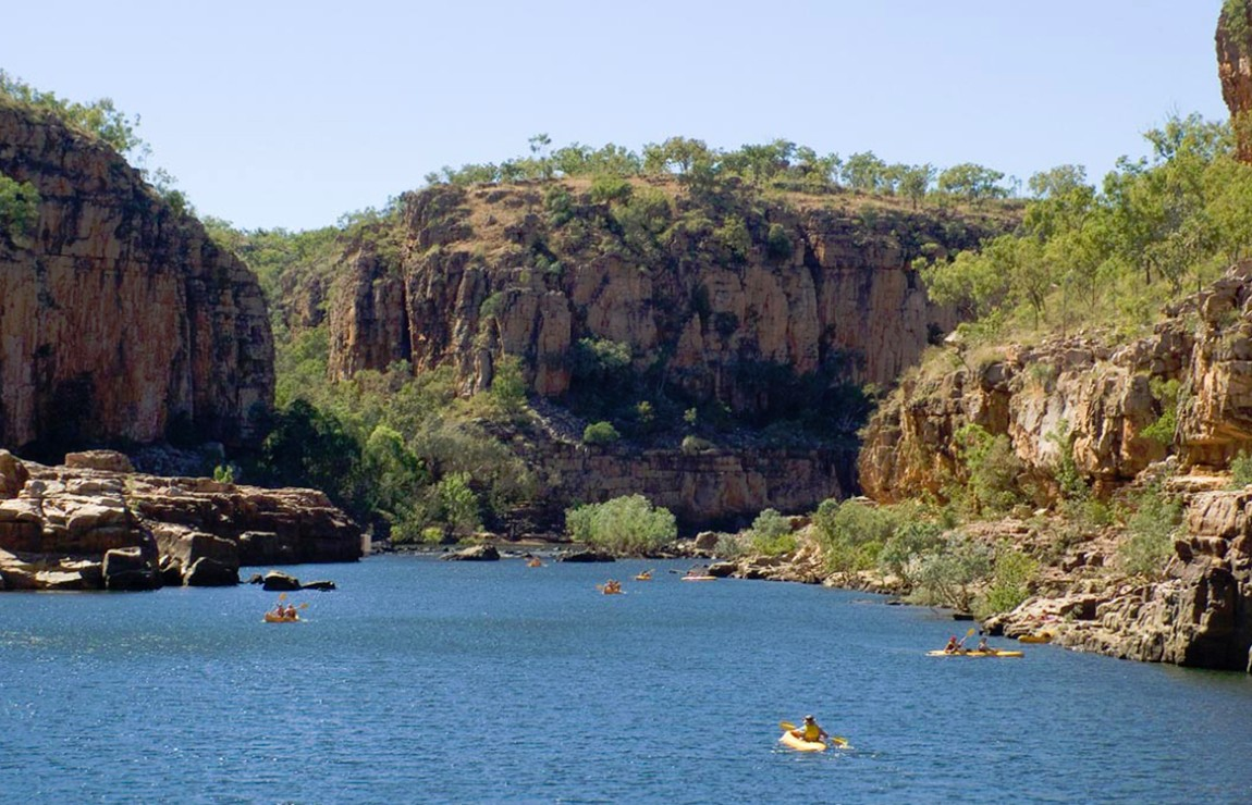 Nitmiluk Gorge Caravan Park - Kingaroy Accommodation