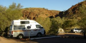 Glen Helen Resort - Kingaroy Accommodation