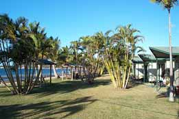 BIG4 Bowen Coral Coast Beachfront Holiday Park - Kingaroy Accommodation