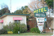 COHUNA MOTOR INN - Kingaroy Accommodation