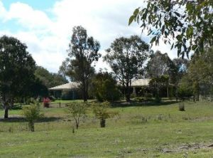 Russellee Bed and Breakfast - Kingaroy Accommodation