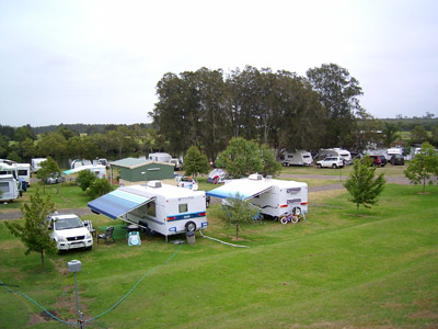 Dawson River Tourist Park - Kingaroy Accommodation