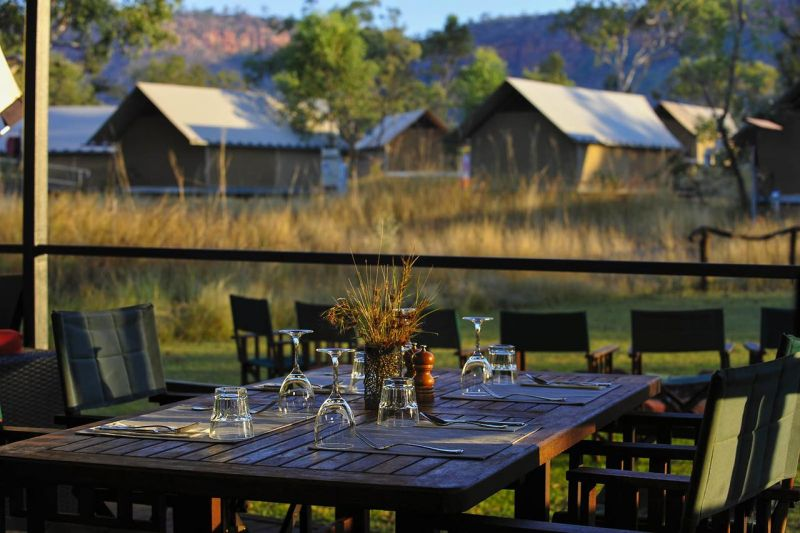 Bell Gorge Wilderness Lodge - Kingaroy Accommodation