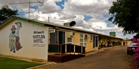Matilda Motel - Kingaroy Accommodation