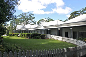 Woodleigh Homestead Bed  Breakfast - Kingaroy Accommodation