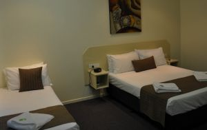 Bluewater Harbour Motel Bowen - Kingaroy Accommodation
