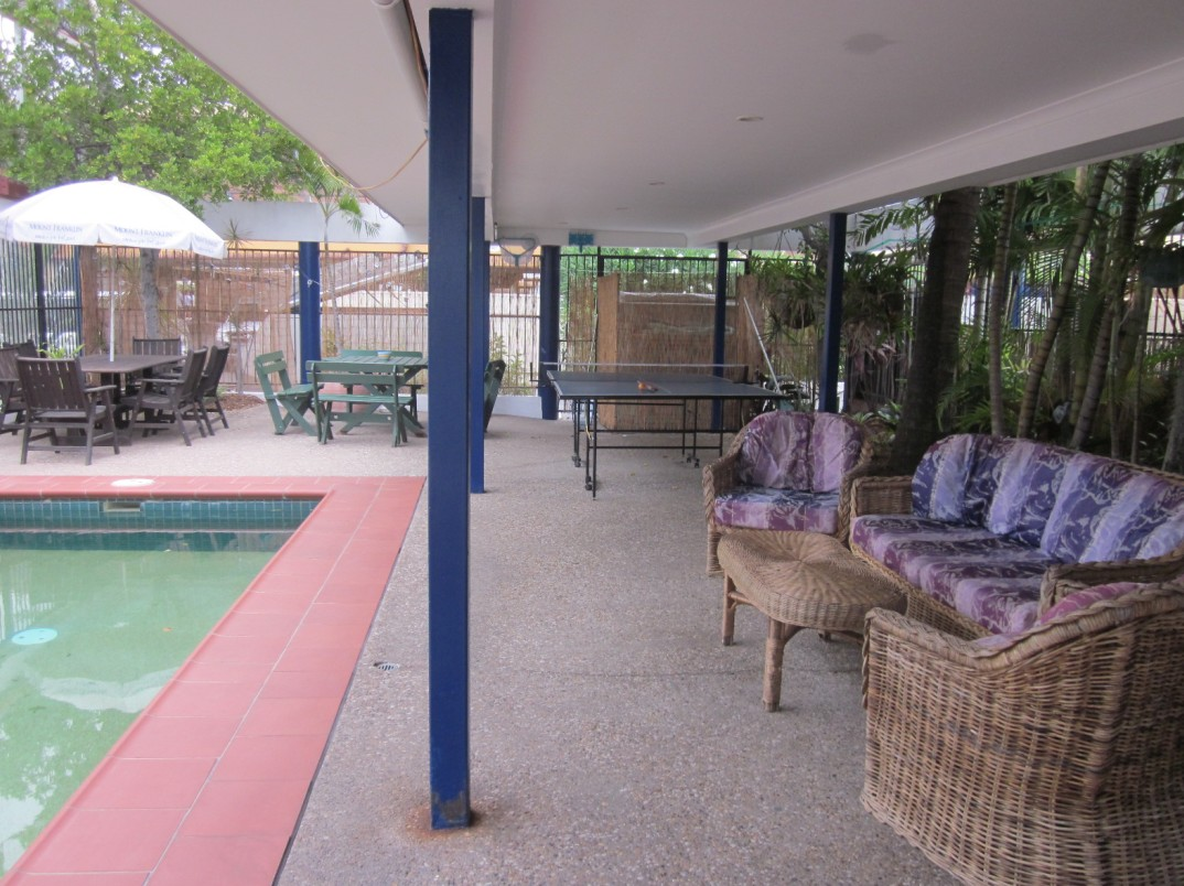 Cosmopolitan Motel and Serviced Apartments - Kingaroy Accommodation