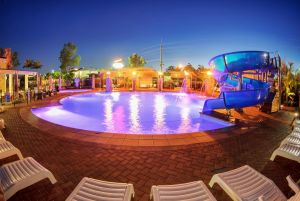 BIG4 Gold Coast Holiday Park  Motel - Kingaroy Accommodation