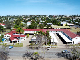 Central Park Motel - Kingaroy Accommodation