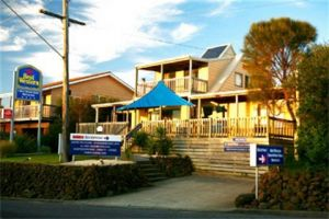 Best Western Great Ocean Road Motor Inn - Kingaroy Accommodation