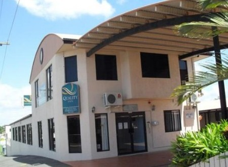 Quality Inn Harbour City - Kingaroy Accommodation
