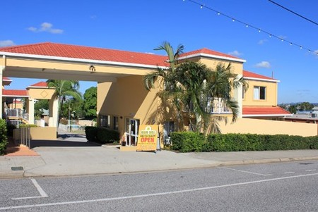 Harbour Sails Motor Inn - Kingaroy Accommodation