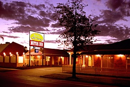 Dalby Mid Town Motor Inn - Kingaroy Accommodation