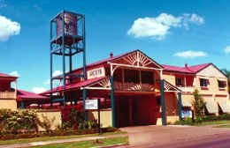 Dalby Homestead Motel - Kingaroy Accommodation