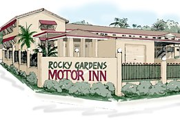 Rocky Gardens Motor Inn - Kingaroy Accommodation