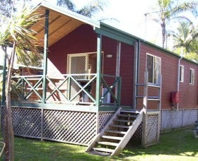 A Paradise Park Cabins - Kingaroy Accommodation