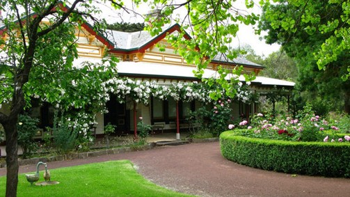 Quamby Homestead - Kingaroy Accommodation