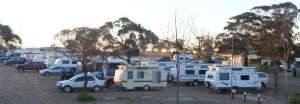 Woomera Traveller's Village  Caravan Park - Kingaroy Accommodation