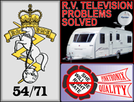PinkTronix-RV TV Specialist - Kingaroy Accommodation