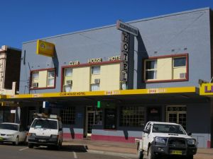 Club House Hotel Gunnedah - Kingaroy Accommodation