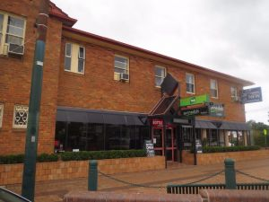Gunnedah Hotel - Kingaroy Accommodation
