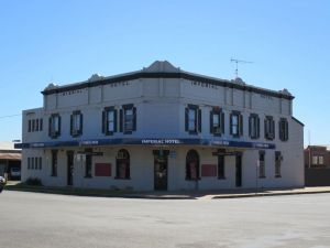 Imperial Hotel Gunnedah - Kingaroy Accommodation
