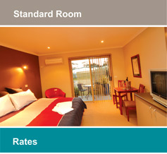 Motel Strahan - Kingaroy Accommodation