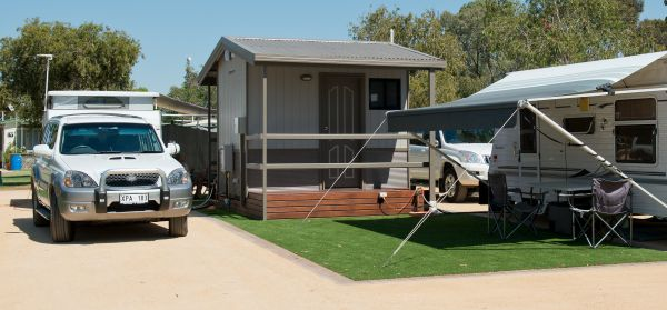 Berri Riverside Holiday Park - Kingaroy Accommodation