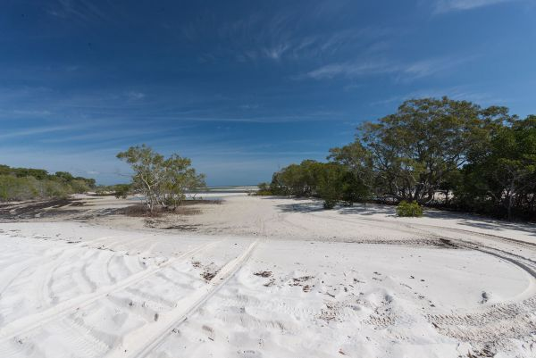 Fraser Island National Park Camping Ground - Kingaroy Accommodation