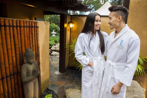 Japanese Mountain Retreat Mineral Springs & Spa - Kingaroy Accommodation