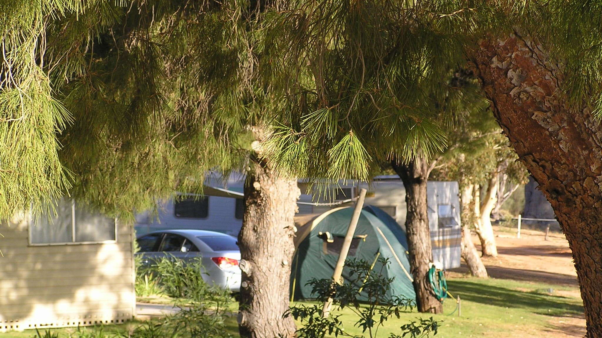 Barmera North Lake Caravan Park - Kingaroy Accommodation