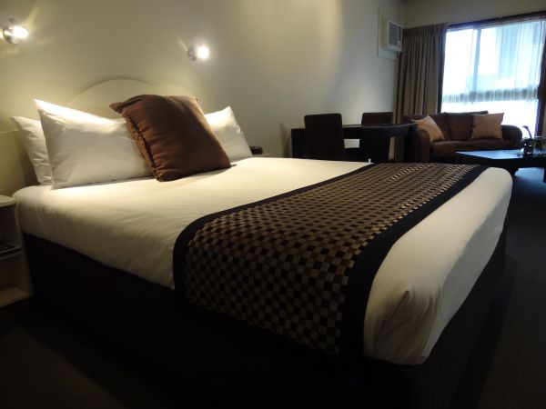 Quality Inn Presidential Motel - Kingaroy Accommodation