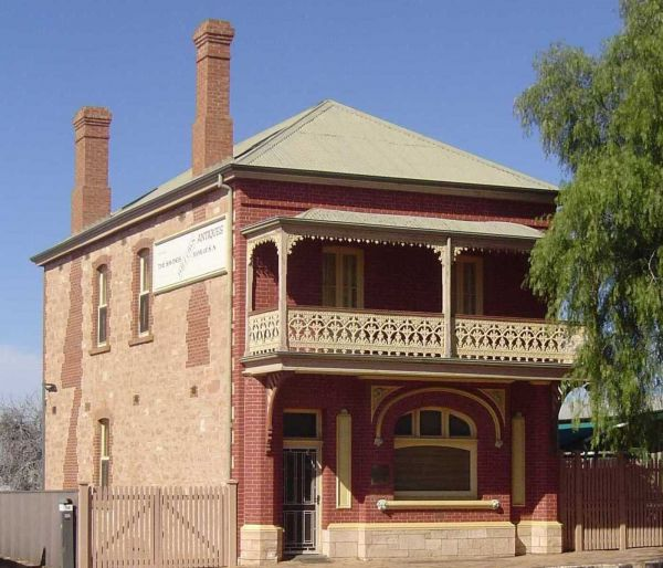 Savings Bank Of South Australia - Old Quorn Branch - Kingaroy Accommodation
