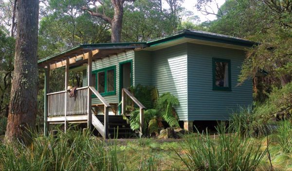 Toms Cabin - Kingaroy Accommodation