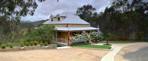 Tanwarra Lodge Bed and Breakfast - Kingaroy Accommodation