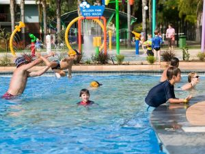 BIG4 Nelligen Holiday Park - Kingaroy Accommodation