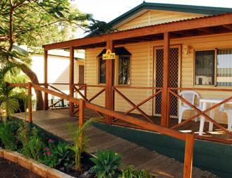 Wintersun Caravan  Tourist Park - Kingaroy Accommodation