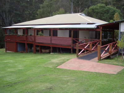 Pemberton Camp School - Kingaroy Accommodation