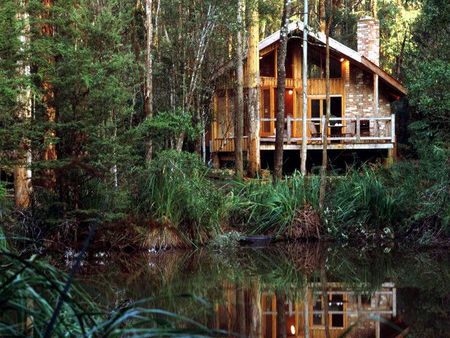 Woodlands Rainforest Retreat - Kingaroy Accommodation