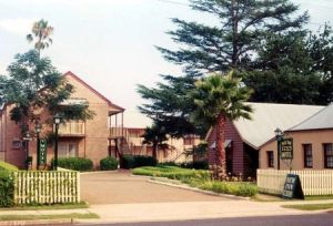 New Inn Motel - Kingaroy Accommodation