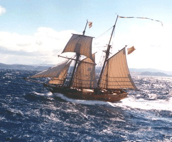 Enterprize - Melbourne's Tall Ship - Kingaroy Accommodation