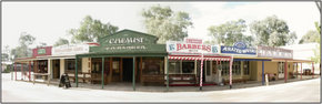 Pioneer Settlement - Kingaroy Accommodation