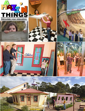 A Maze 'N Things - Kingaroy Accommodation