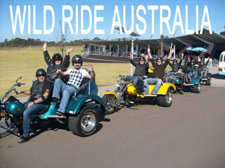 A Wild Ride - Kingaroy Accommodation
