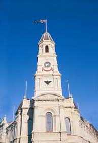 Fremantle Town Hall - Kingaroy Accommodation