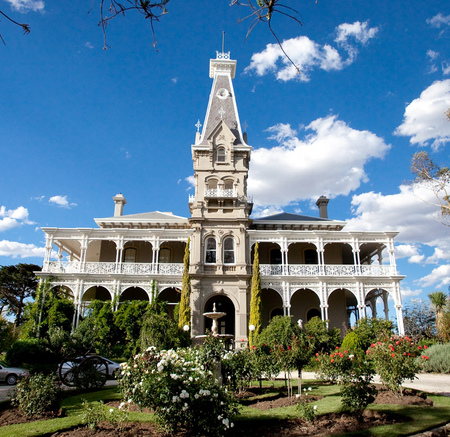 Rupertswood Mansion - Kingaroy Accommodation
